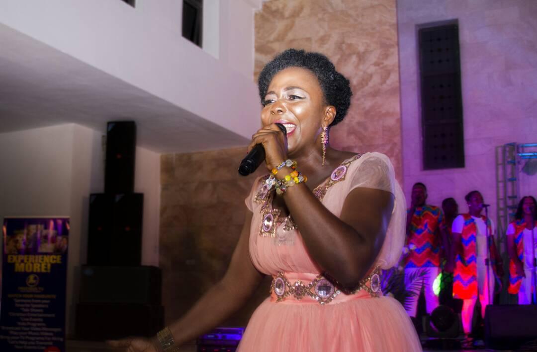 Meet Fast Rising Gospel Singer, Kesewaa Kessy