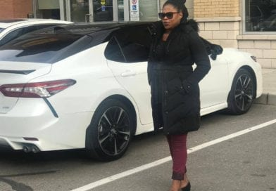 Photos: Joyce Blessing Arrives in Canada Ahead of 'I Swerve You' Tour