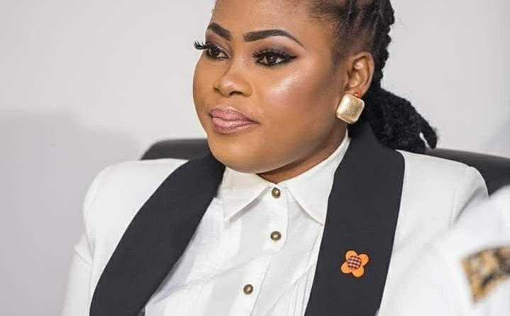 Joyce Blessing Wins Gospel Artiste of the Year at 2018 Ghana Music Awards South Africa