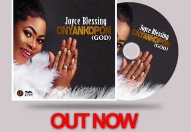 Audio+Video : Joyce Blessing-  Onyankopon (GOD)