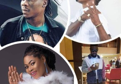 Stonebwoy , Shattawale, Joyce Blessing, Sarkodie, Article Wan, Others Win Big at Ghana Music Awards South Africa