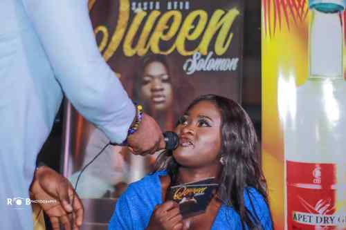 Sista Afia Holds Listening Session for Debut Album 'Queen Solomon'