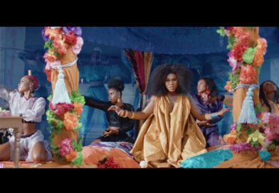 Audio+ Video: Becca – Gina (Prod. By Cliffedge BeatChef)