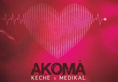 Keche – Akoma Ft. Medikal (Prod. By Chapter Beatz)