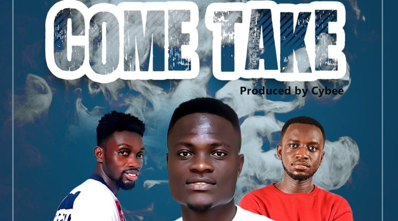 "DJ Westin features Longnation & Bra Cwecy on ""Come Take"""