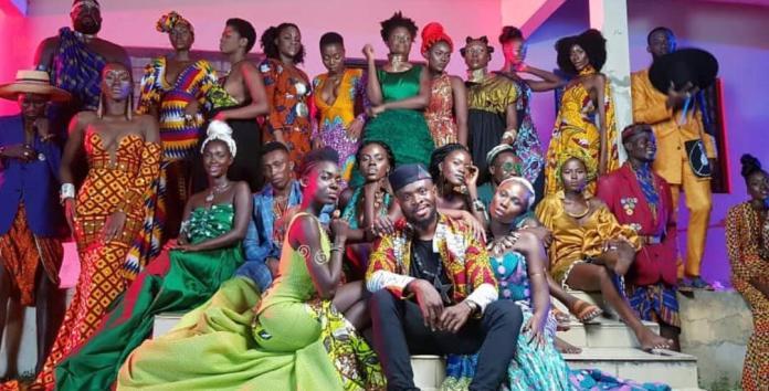 Fuse ODG – African Girl Ft. KiDi x Kuami Eugene (Prod. By Rgen x OTWoode