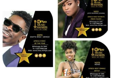 Shattawale, Joyce Blessing & MzVee Nominated For 2019 HiPipo Music Awards  in Uganda