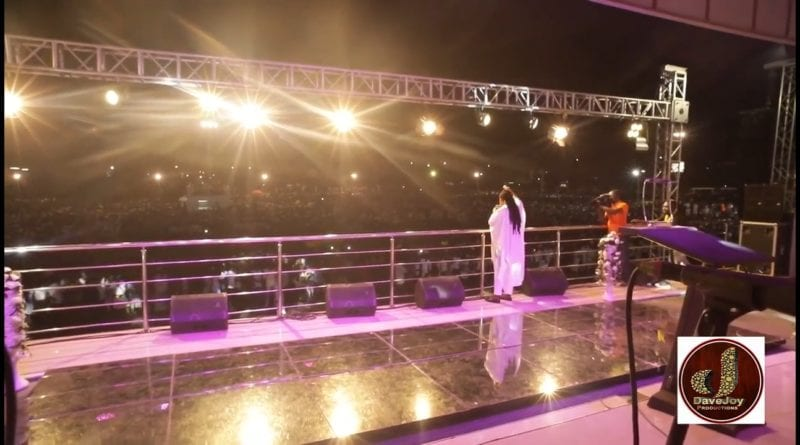 Joyce Blessing Steals Show at 2019 Unity Group of Companies Thanksgiving Concert