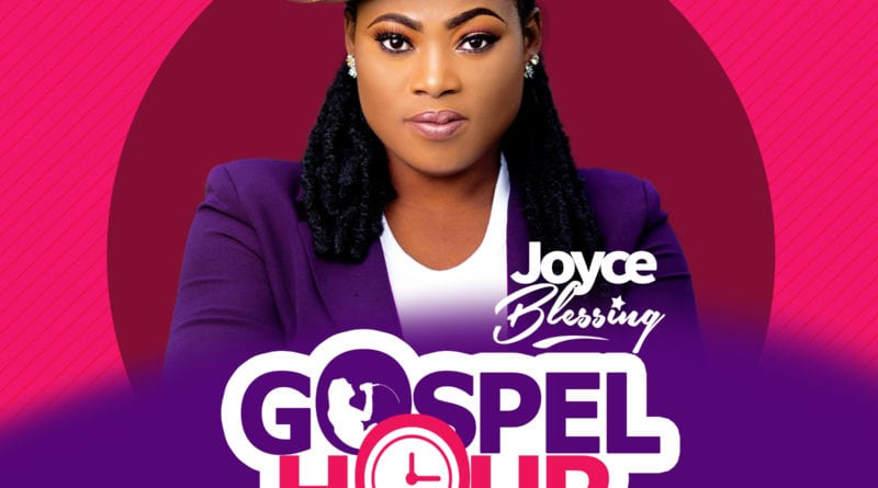 Joyce Blessing Gospel Hour Show to be aired on Atinka FM on Sundays