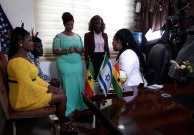 """Watch: Joyce Blessing Shoots """"REPENT"""" Music Video at Night Club"""