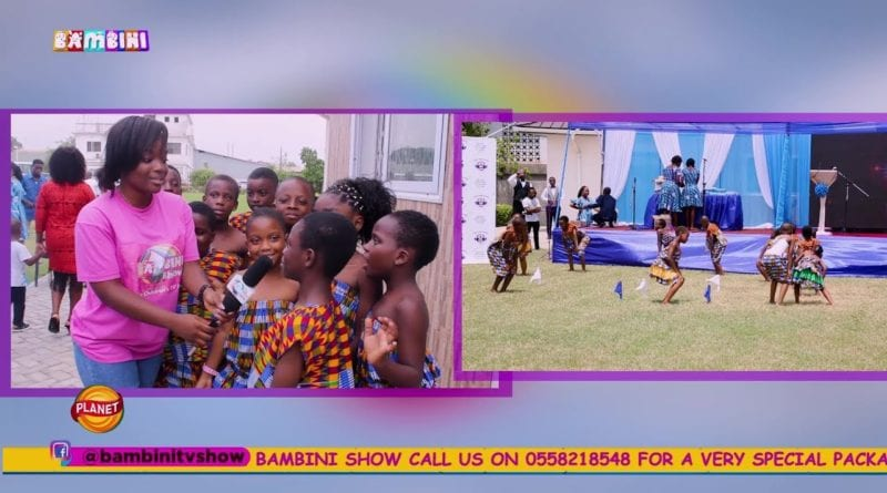 Bambini Show Now on TV Africa
