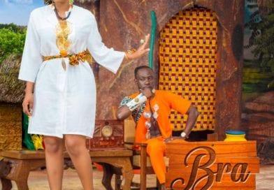 Okyeame Kwame – BRA Ft. Afriyie Wutah (Prod. By Kin Dee)