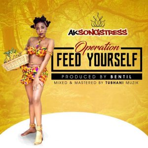 Audio+Video: AK Songstress – Operation Feed Yourself