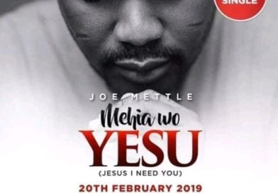 Audio+ Video: Joe Mettle – Mehia Wo Yesu (Dir By Willdrey)