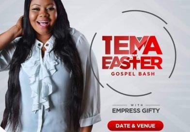 Gifty Osei to Headline Tema Easter Gospel Bash