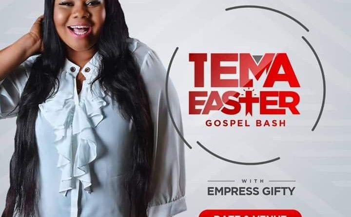 Gifty Osei to Headline Tema Easter Gospel Bash