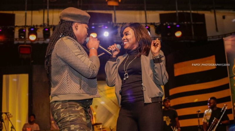 Photos+ Video: Joyce Blessing and  Jayana Light Up Stage at TV3 Music Music