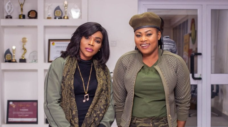 Video: Joyce Blessing and Jayana Kill Performance at 2019 Foklex Media Awards