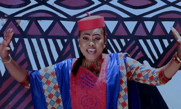 Joyce Blessing Flaunts  Husband & Kids in New Adorable Photo
