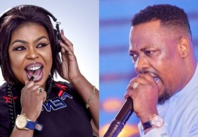 AY3KA!! Nigel Gaisie Replies Afia Schwarzenegger after She Accused Him of Sleeping With An Usher