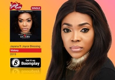 "Jayana's ""Victory"" Tops Gospel Chart on Boomplay"