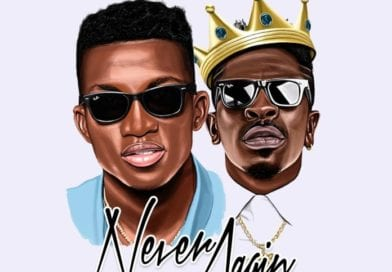 Kofi Kinaata – Never Again Ft. Shattawale (Prod. By Kin Dee)-Hello-gh.com