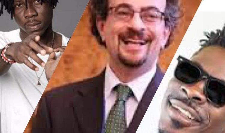 British High Commissioner Deplores Stonebwoy & Shattawale over VGMA Fracas