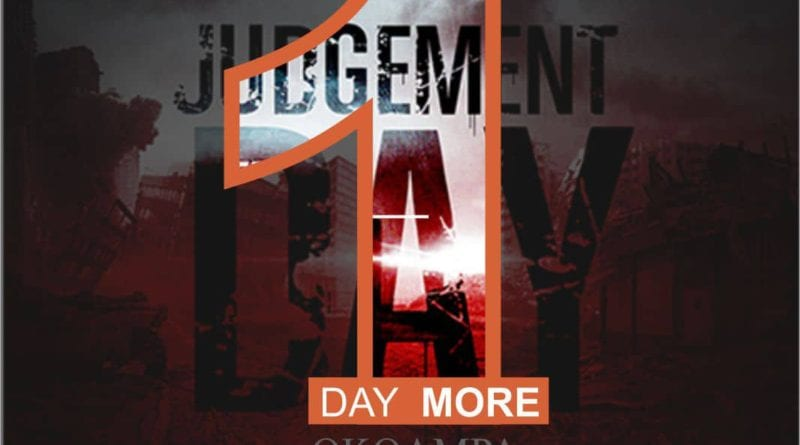 Okoampa- Judgement Day (Prod. By Cash TWO)