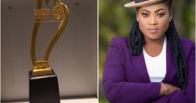 Joyce Blessing Wins 2019 MGWM Awards in Kenya