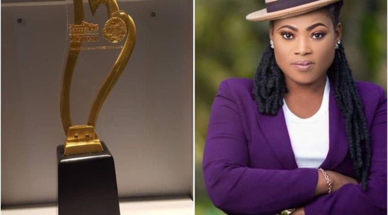Joyce Blessing Wins 2019 MGWM Awards in Kenya