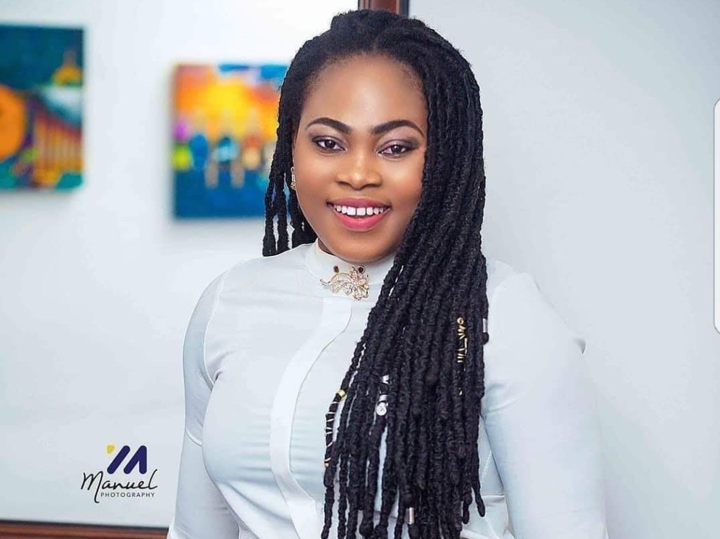 Download: Joyce Blessing Records New Song for NAM 1