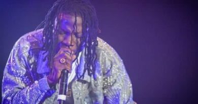 Watch: Stonebwoy's Energetic Performance Thrills Kenyans at Tomorrow Leaders Festival