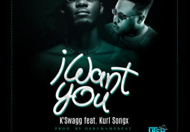 K'Swagg Recruits Kurl Songx For 'I Want You'