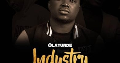 VIDEO: Olatunde – Industry