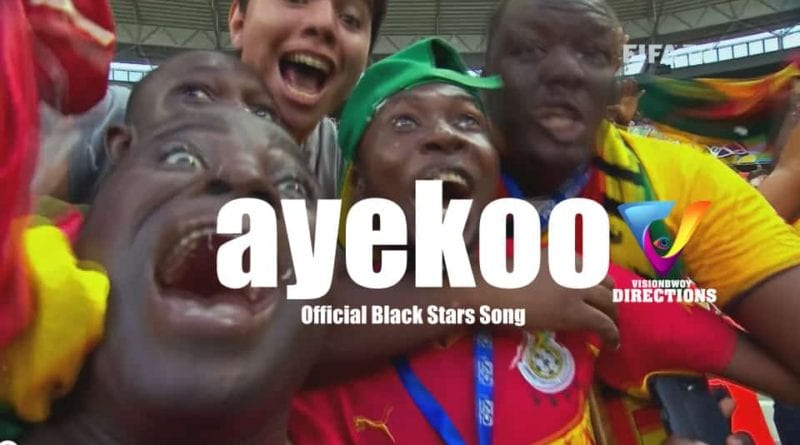Phrimpong – Blackstars Ayekoo (Official Video)