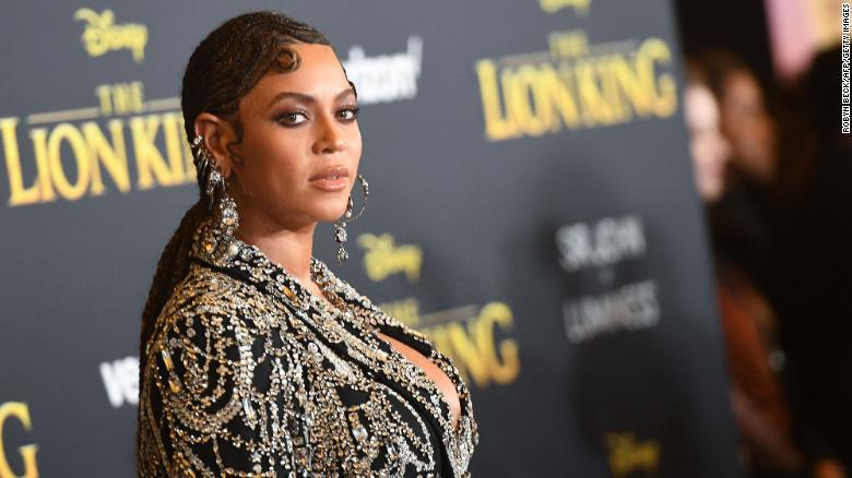 Beyonce Pays Tribute  to Africa with new 'Lion King' album : Shattawale, Burna Boy , Salatiel ,Others Featured