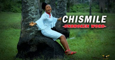 [Gospel Video] Chismile – Unbroken Word (Dir By Skypoint Empire)