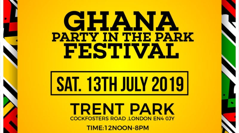 2019 #GPITP – Celebrating Ghanaian culture and music
