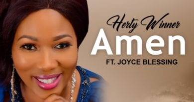 Audio+Video: Herty Winner Releases 'AMEN' featuring Joyce Blessing