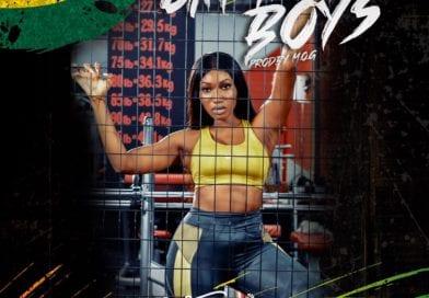 Wendy Shay – Ghana Boys (Prod. By MOG)