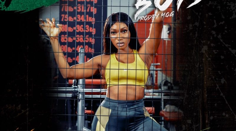 Wendy Shay – Ghana Boys (Prod. By MOG)