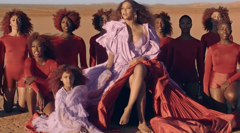 "WAtch: Music video for Beyoncé's The Lion King track ""Spirit"" Finally Out"