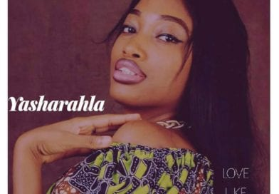 "Yasharahla expresses her love in ""Love Like This"""