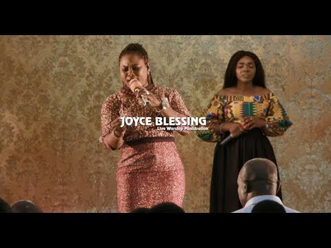 Video: Joyce Blessing – Spontaneous Worship