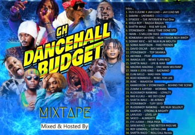 GH Dancehall Budget Mixtape (Mixed By Nana Dubwise)
