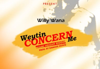 Willy Wana – Weytin Concern Me (Prod. by Damage Musiq)