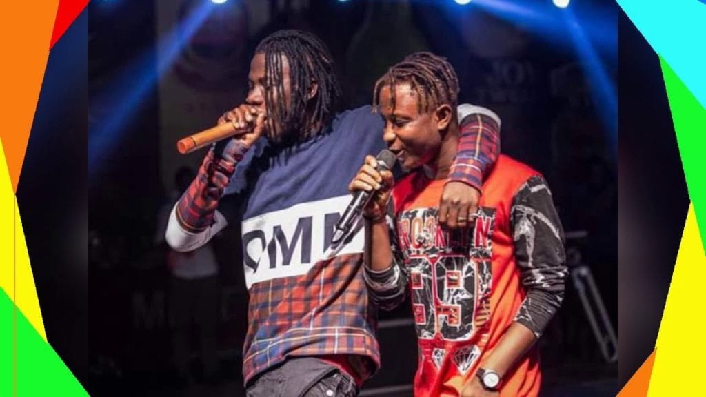 Stonebwoy unfollows Kelvynboy on Instagram after implying