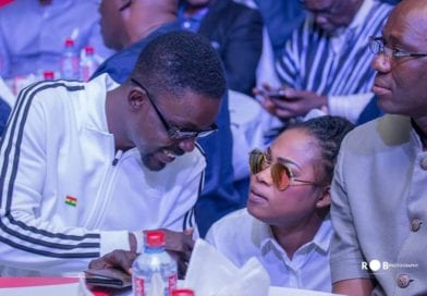 """""""I Prayed Rather Than Talking about Issues of NAM1 & Menzgold because it Was Beyond Me"""": Joyce Blessing"""