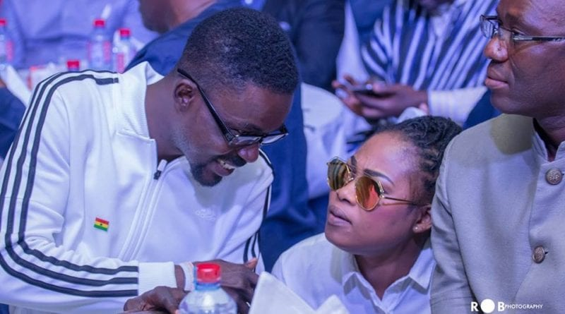 """I Prayed Rather Than Talking about Issues of NAM1 & Menzgold because it Was Beyond Me"": Joyce Blessing"