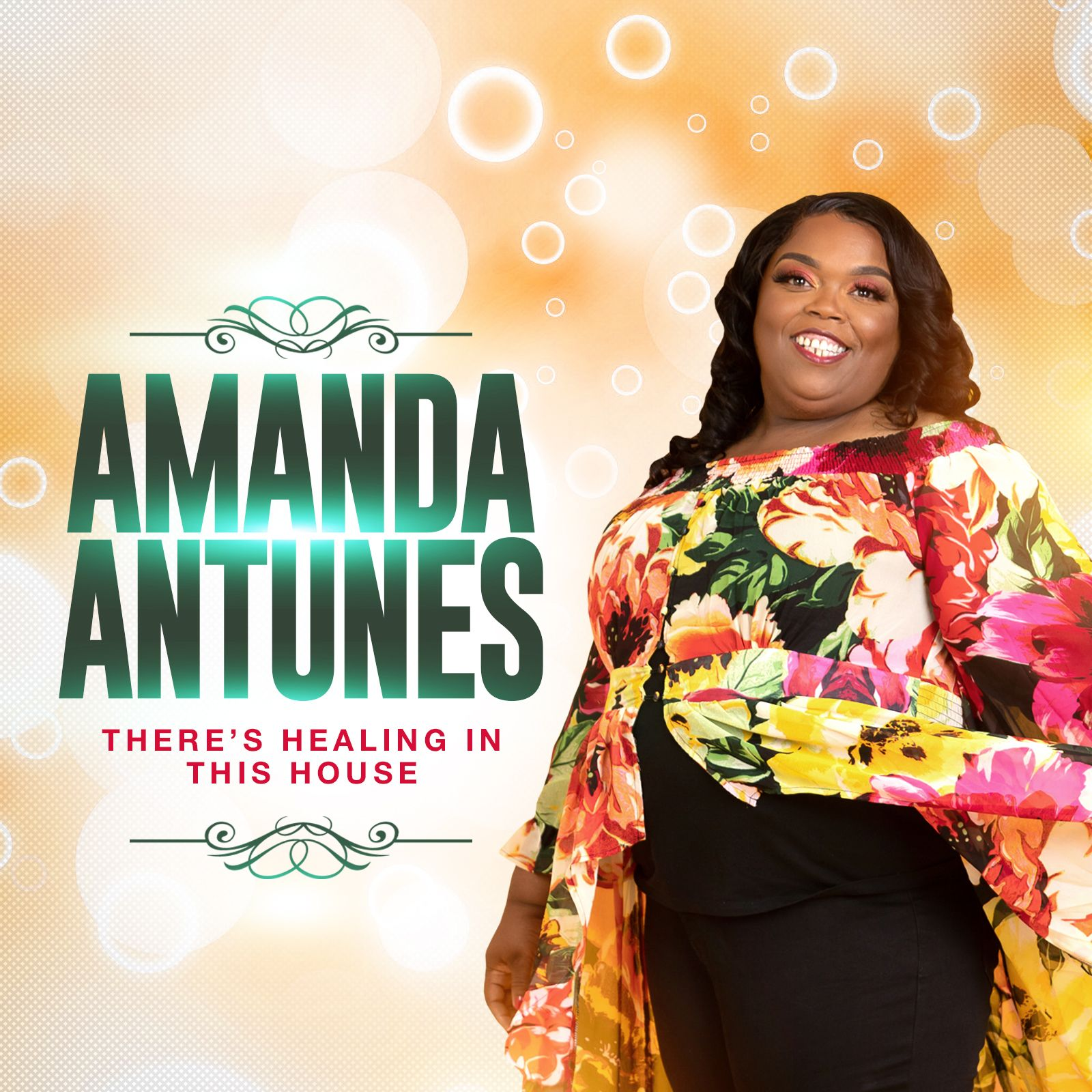 Amanda Antunes Out With Debut Single There Is Healing In This House